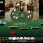live dealer blackjack vivo